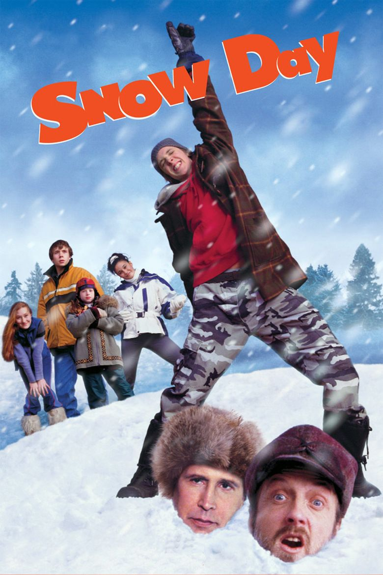Snow Day (film) movie poster
