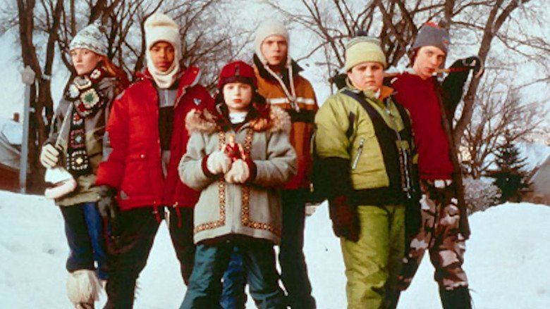 Snow Day (film) movie scenes