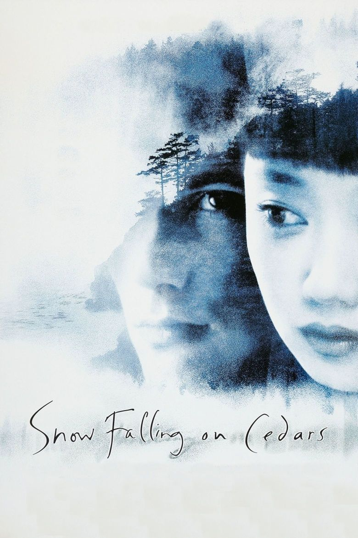 Snow Falling on Cedars (film) movie poster