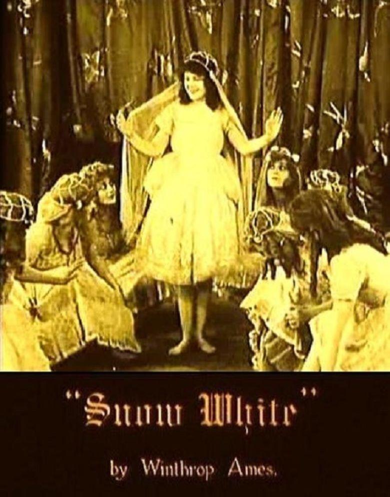 Snow White (1916 film) movie poster