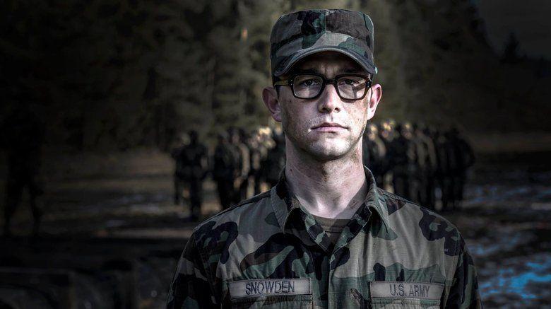 Snowden (film) movie scenes