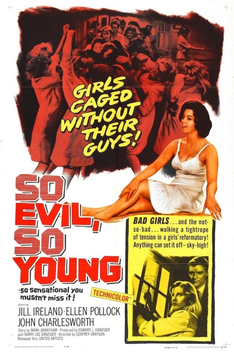So Evil, So Young movie poster