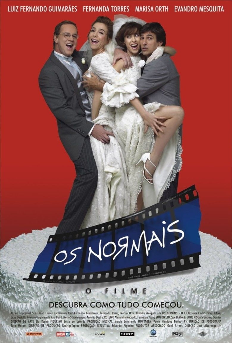 So Normal movie poster