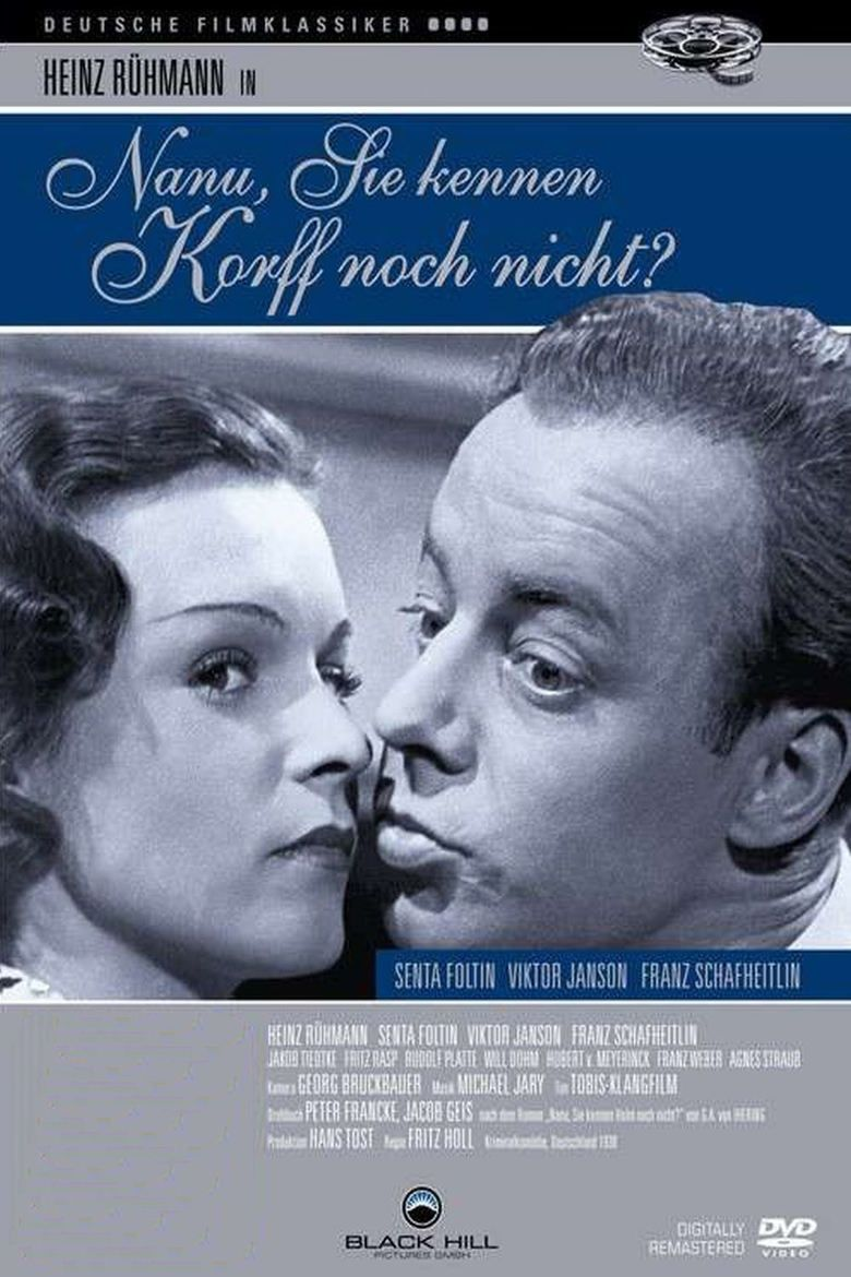So You Dont Know Korff Yet movie poster