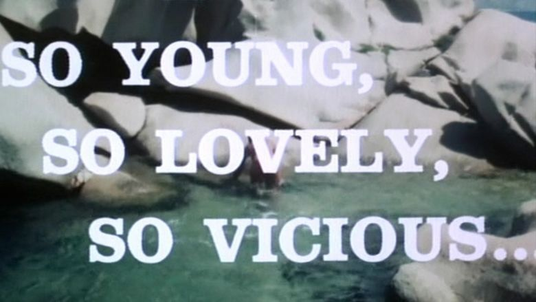So Young, So Lovely, So Vicious movie scenes