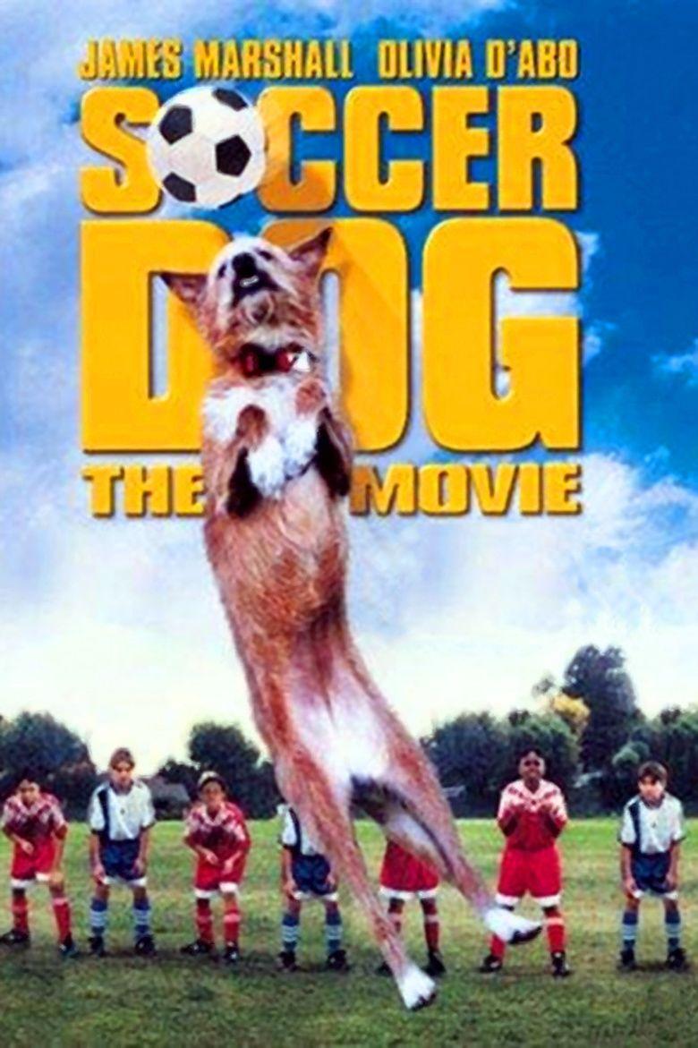 Soccer Dog: The Movie movie poster