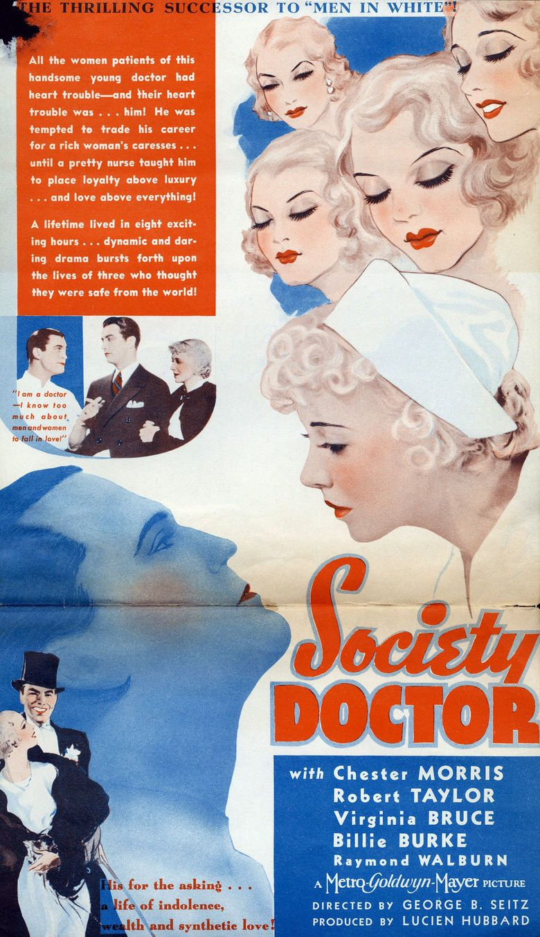 Society Doctor movie poster