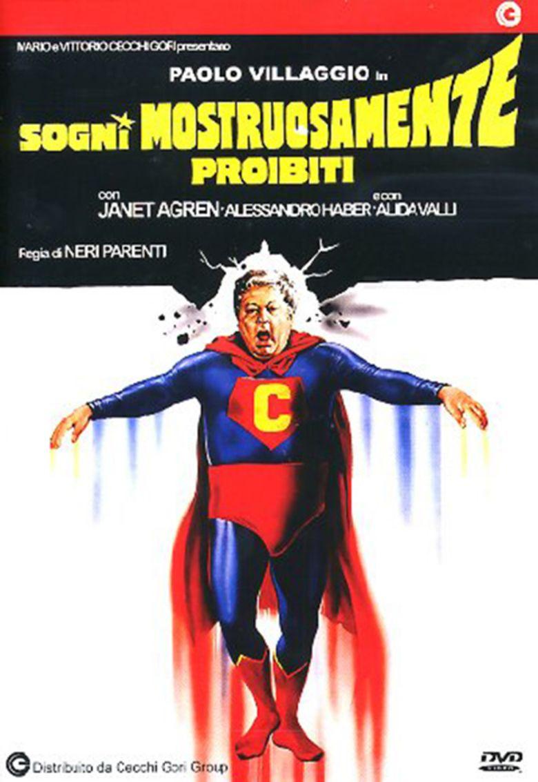 Sogni mostruosamente proibiti movie poster