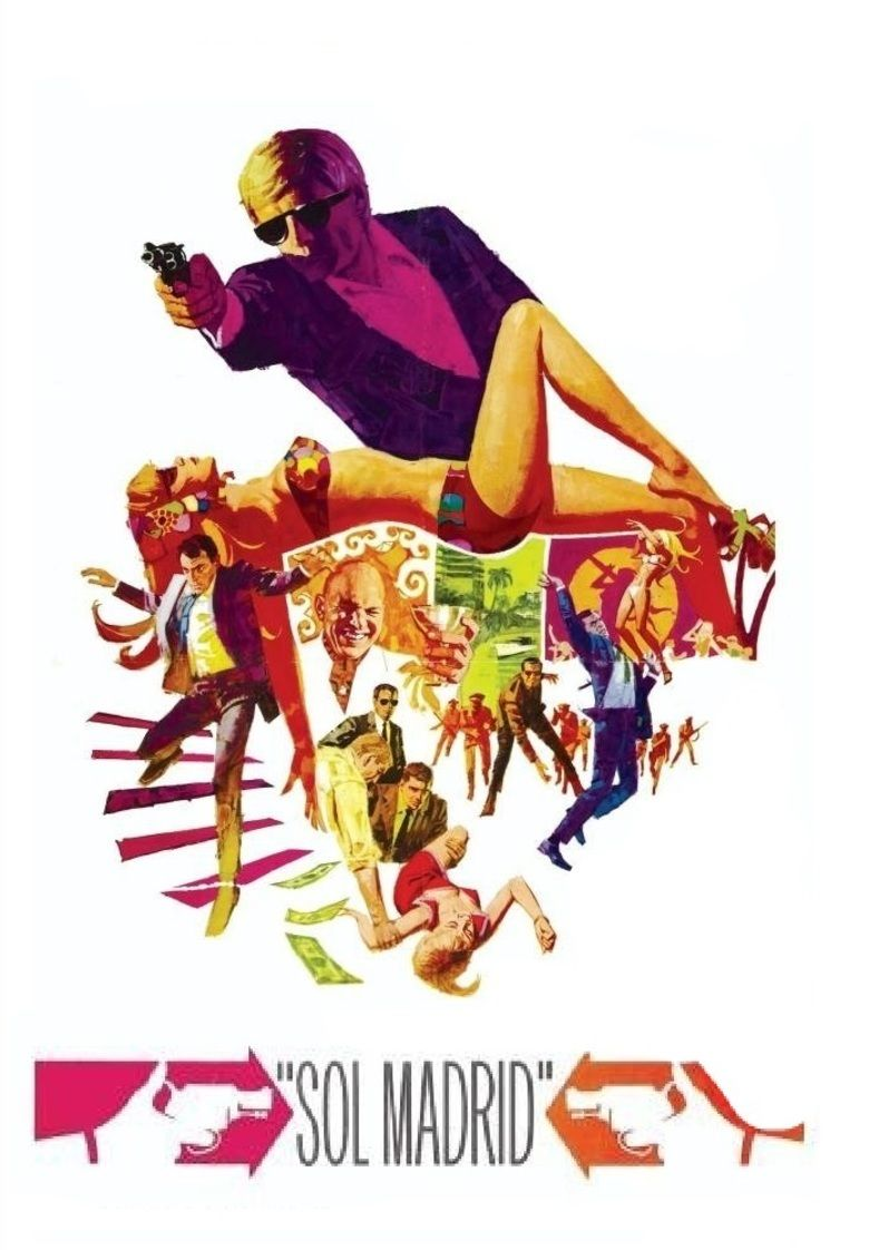 Sol Madrid movie poster