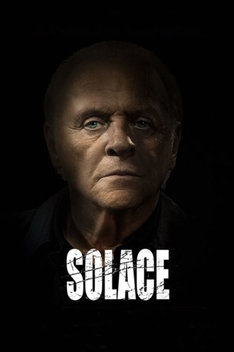 Solace (2015 film) movie poster