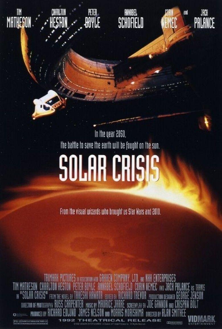 Solar Crisis (film) movie poster