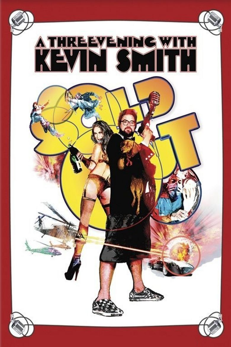 Sold Out: A Threevening with Kevin Smith movie poster