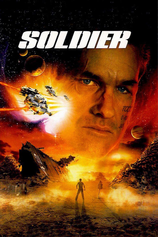 Soldier (1998 American film) movie poster