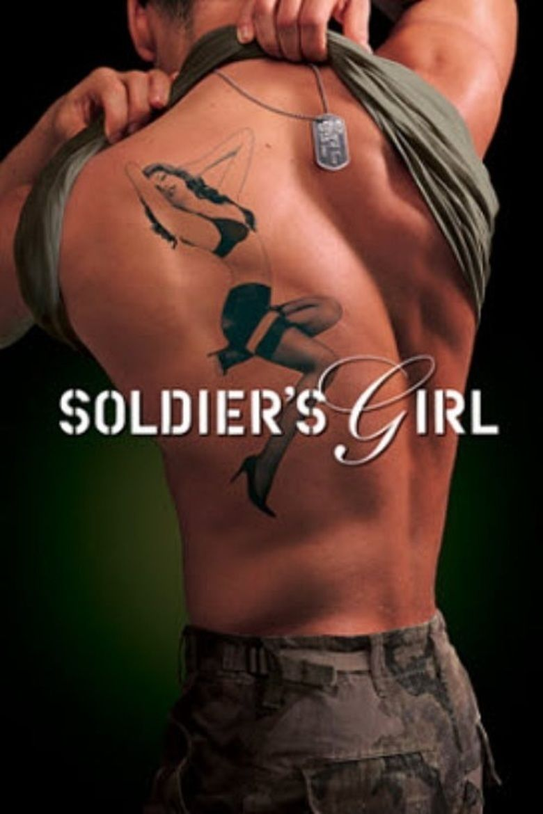 Soldiers Girl movie poster