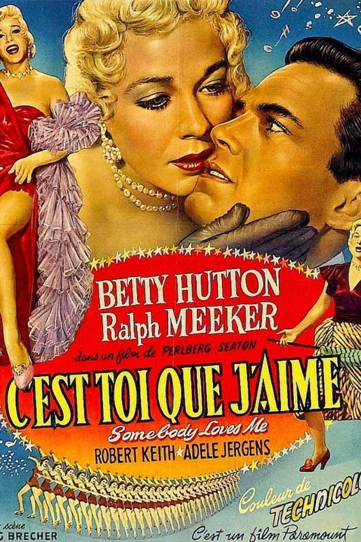 Somebody Loves Me (film) movie poster