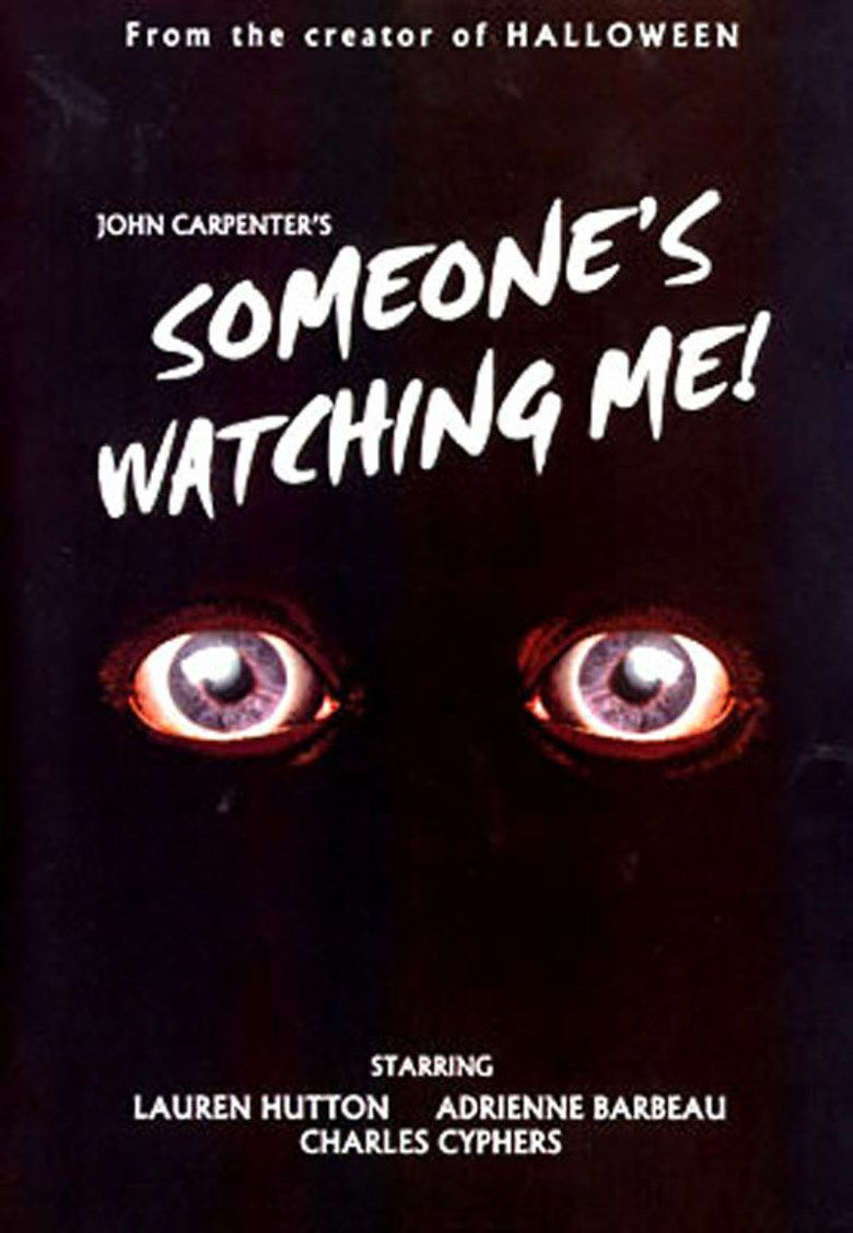 Someones Watching Me! movie poster