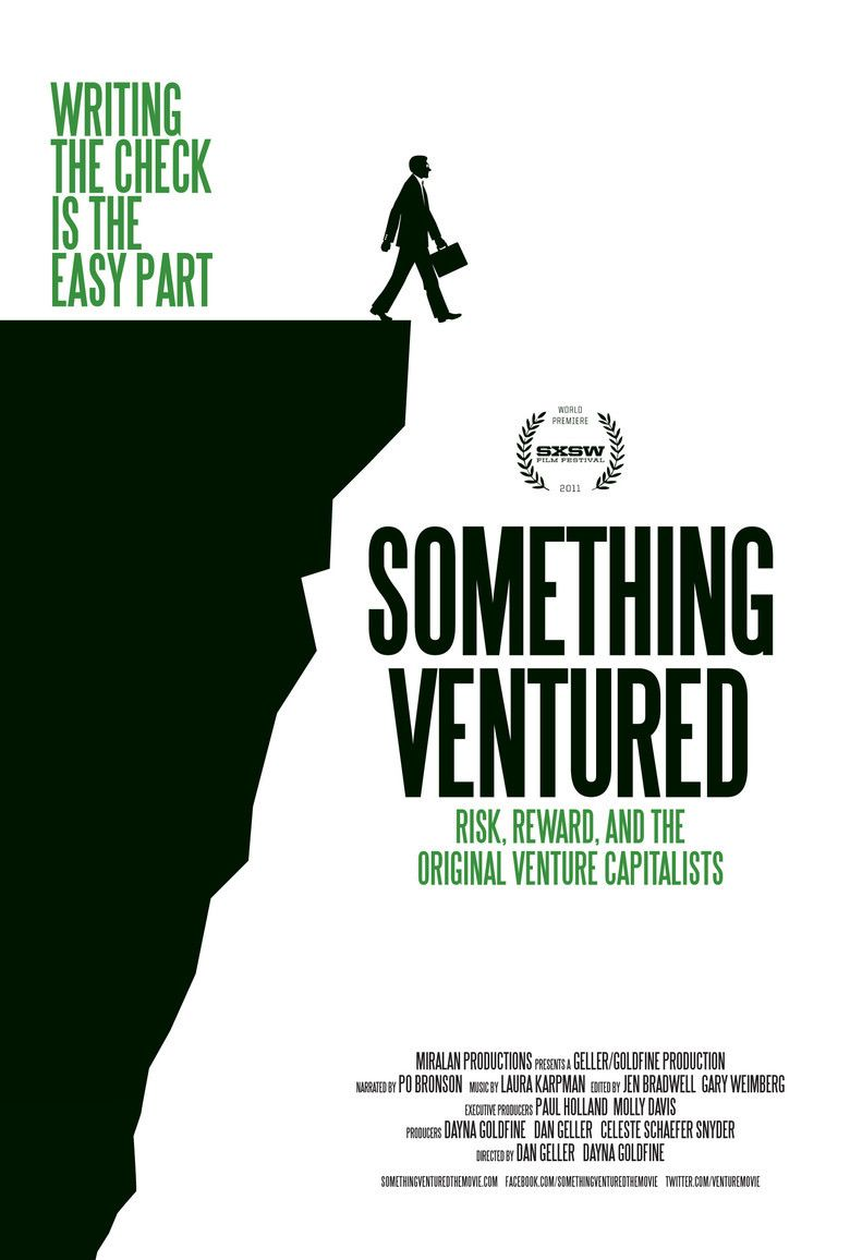 Something Ventured movie poster