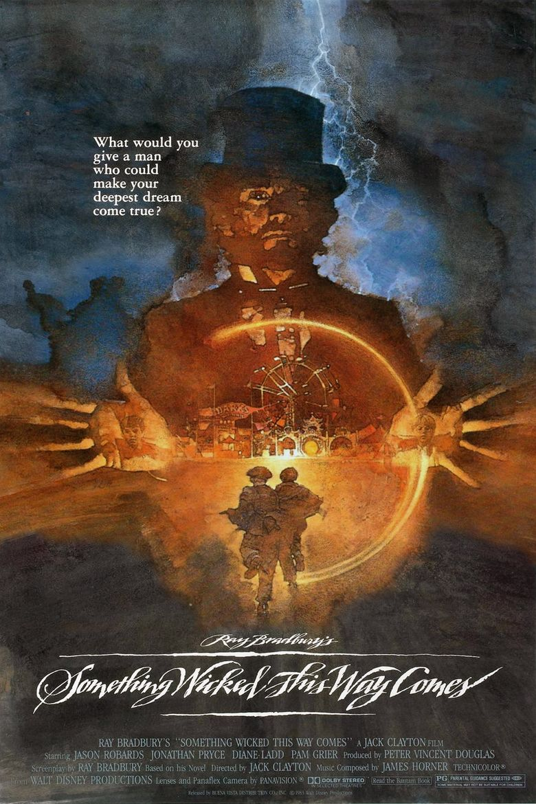 Something Wicked This Way Comes (film) movie poster