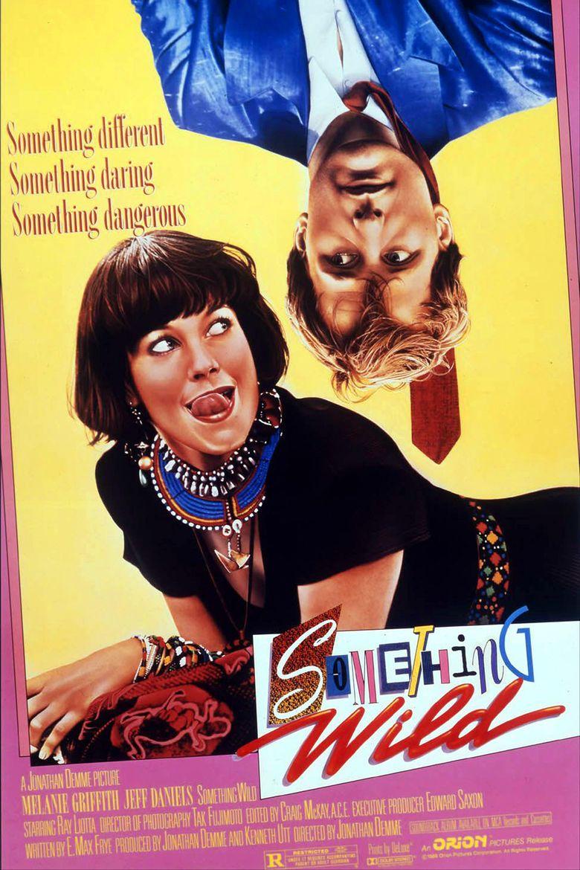 Something Wild (1986 film) movie poster