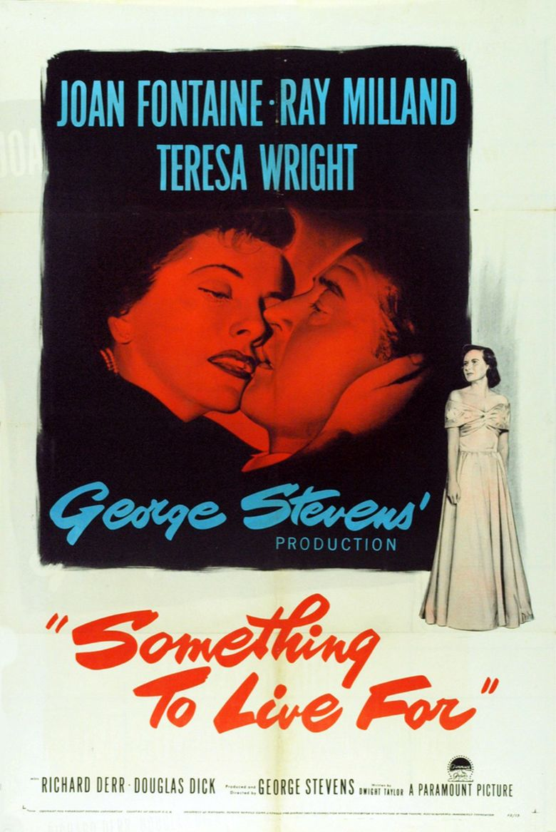 Something to Live For (film) movie poster