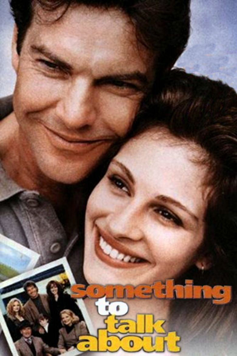 Something to Talk About (film) movie poster