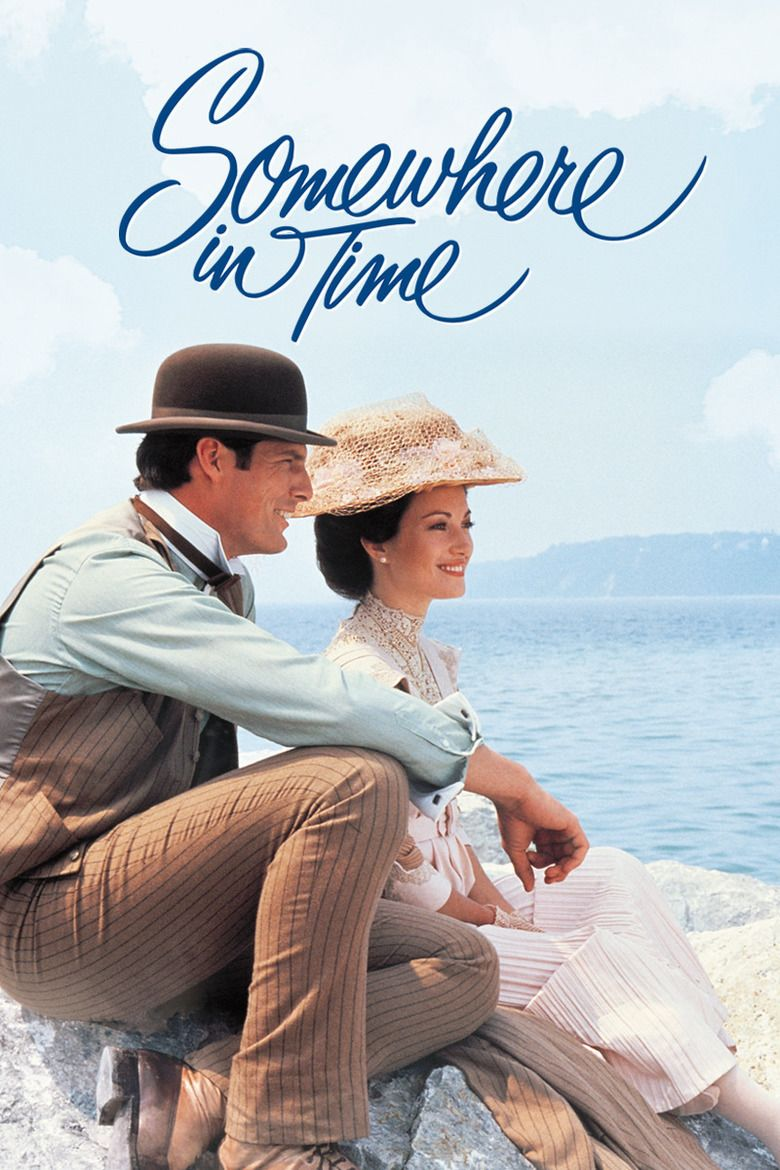 Somewhere in Time (film) movie poster