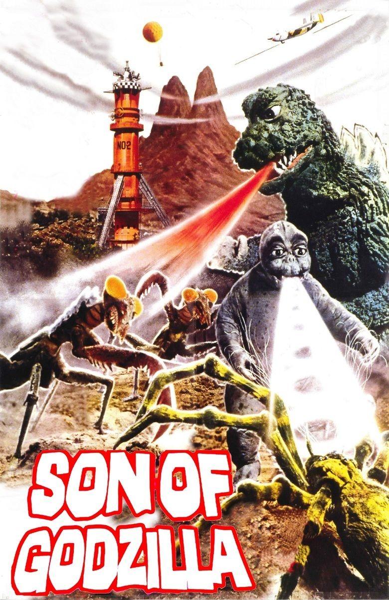 Son of Godzilla movie poster