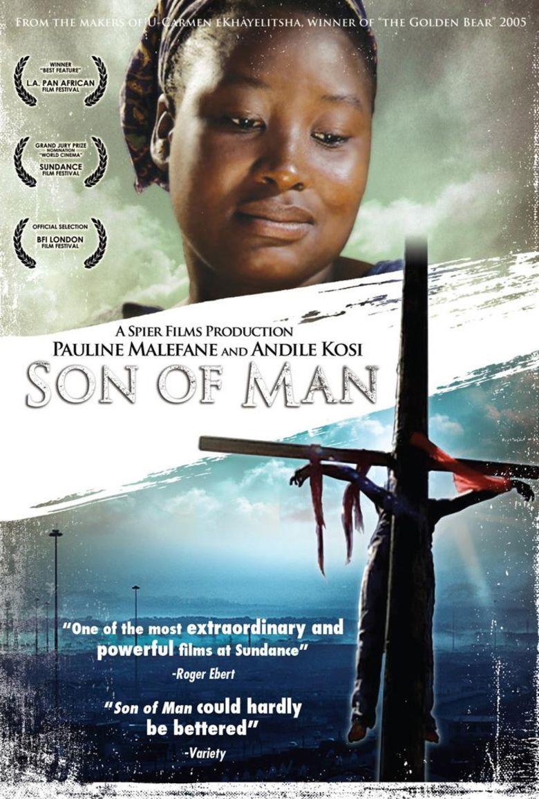 Son of Man (2006 film) movie poster