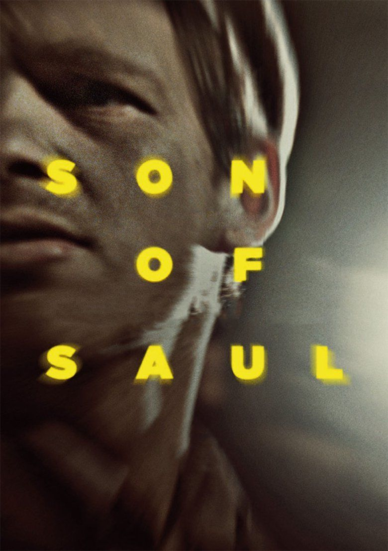 Son of Saul movie poster