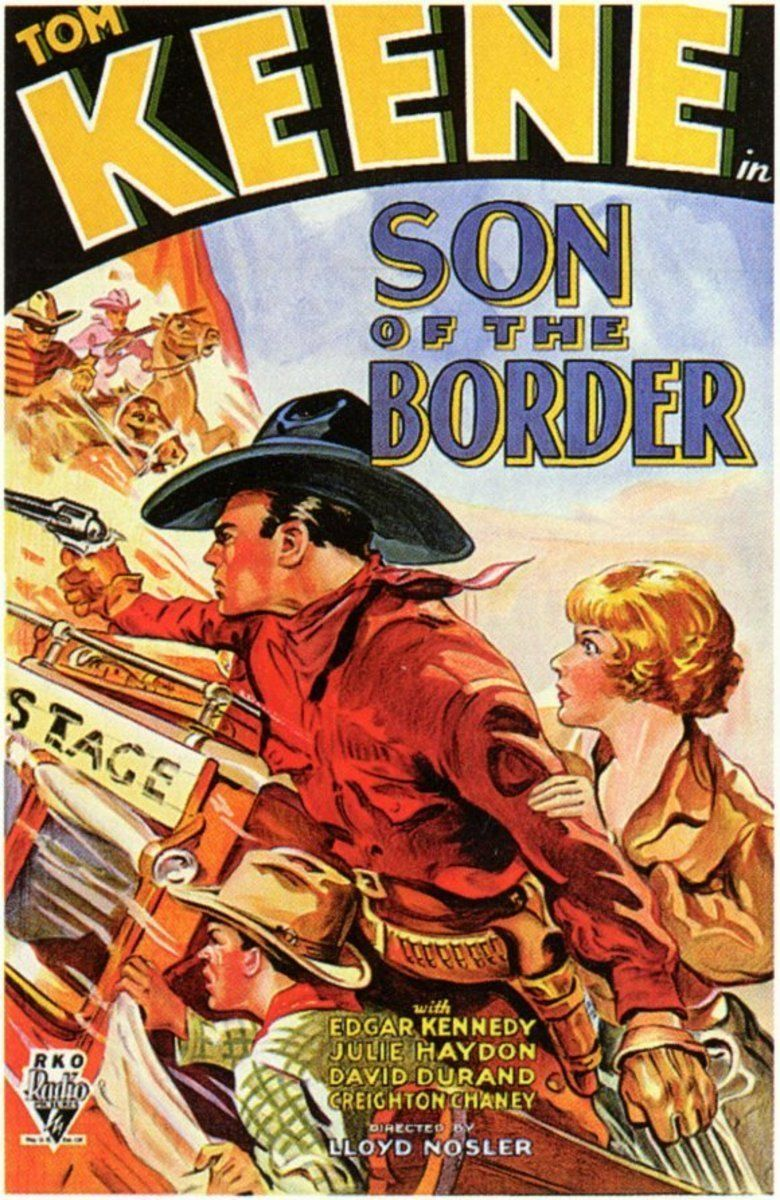 Son of the Border movie poster