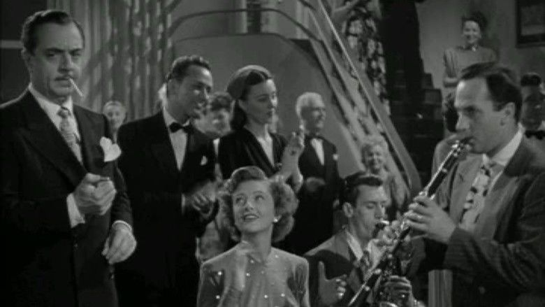 Song of the Thin Man movie scenes