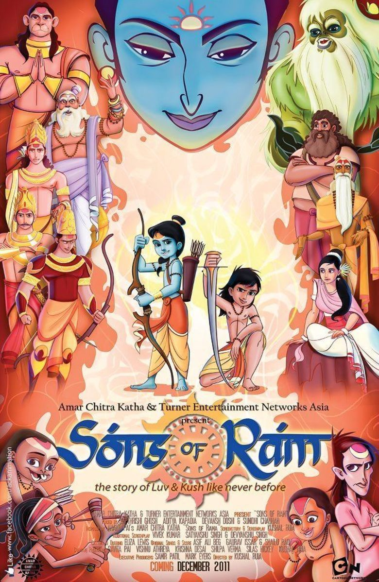 Sons of Ram movie poster