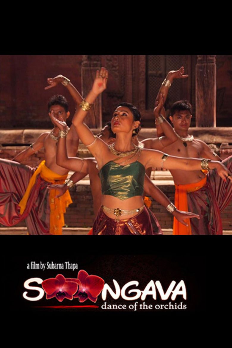 Soongava: Dance of the Orchids movie poster