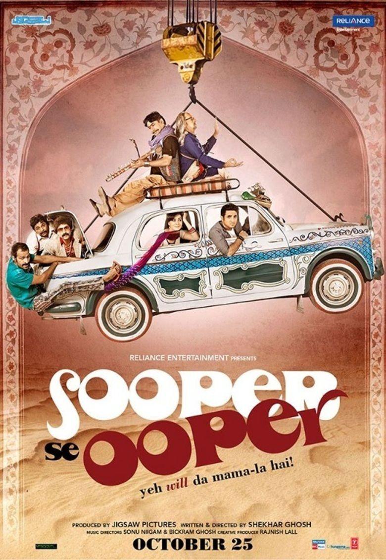 Sooper Se Ooper movie poster
