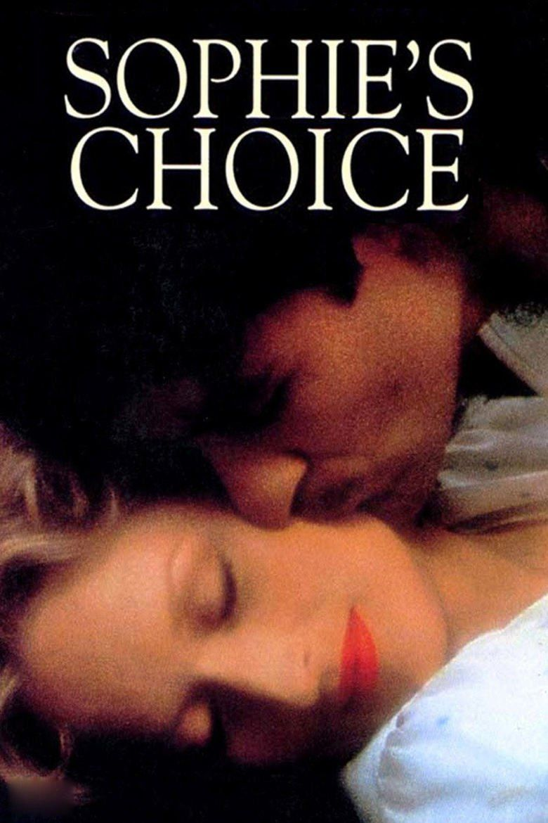 Sophies Choice (film) movie poster