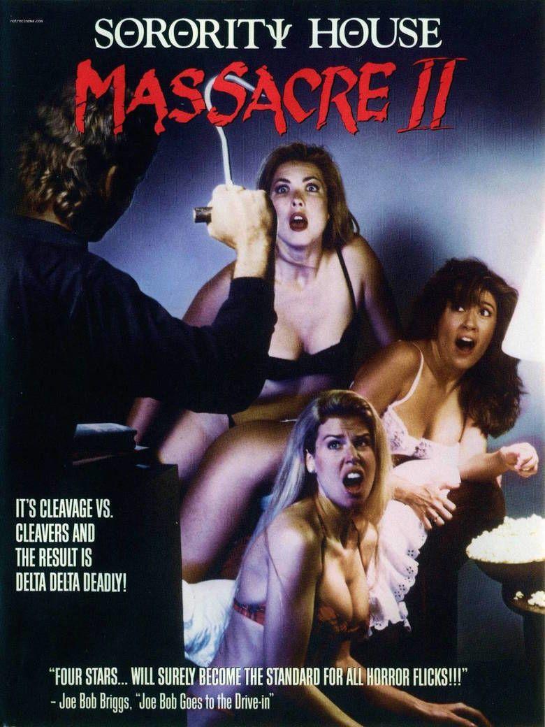 Sorority House Massacre II movie poster