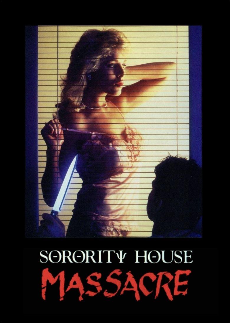 Sorority House Massacre movie poster