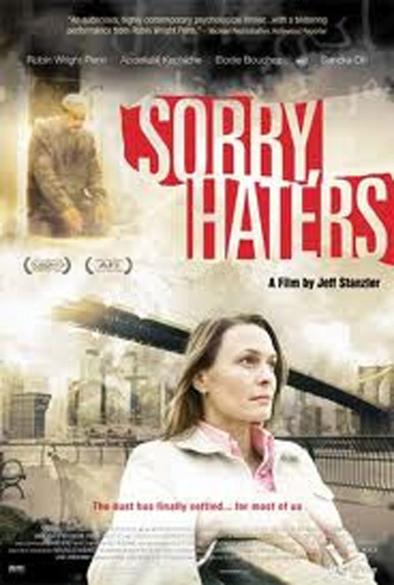 Sorry, Haters movie poster