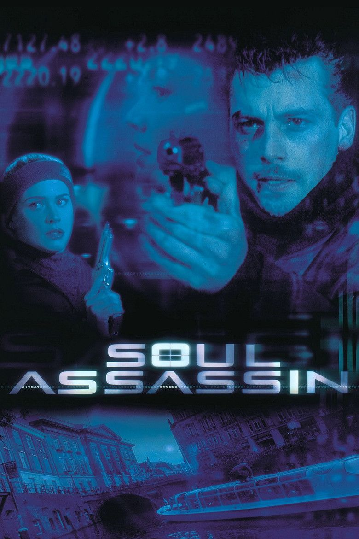 Soul Assassin movie poster