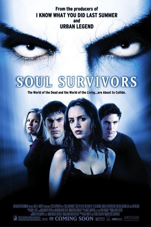 Soul Survivors movie poster