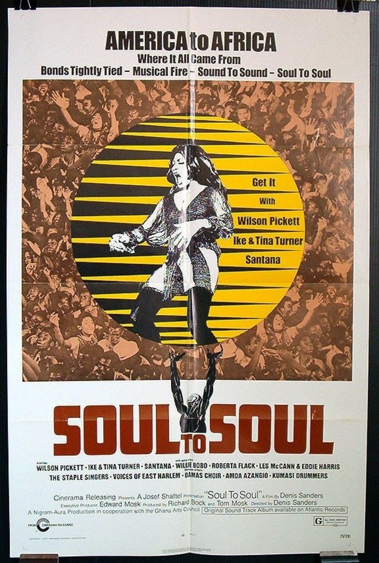 Soul to Soul (film) movie poster