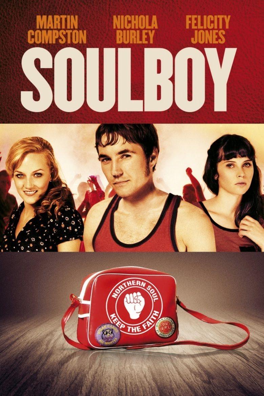 Soulboy (film) movie poster