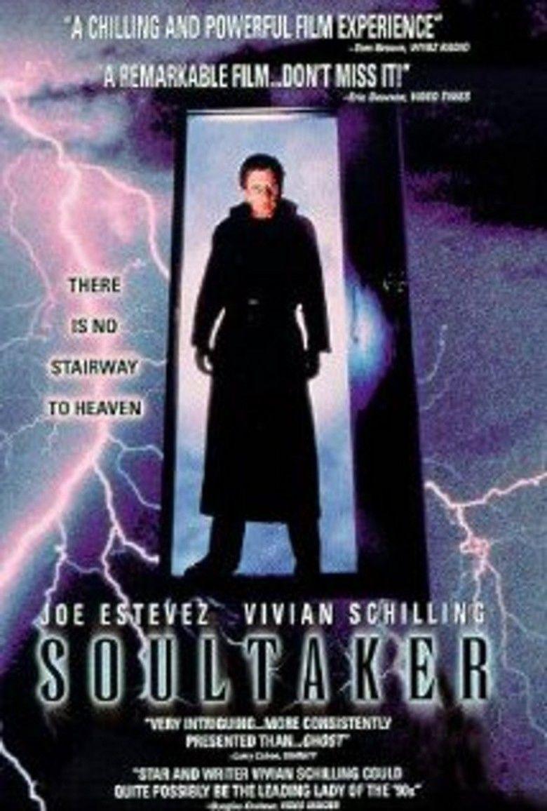 Soultaker (film) movie poster