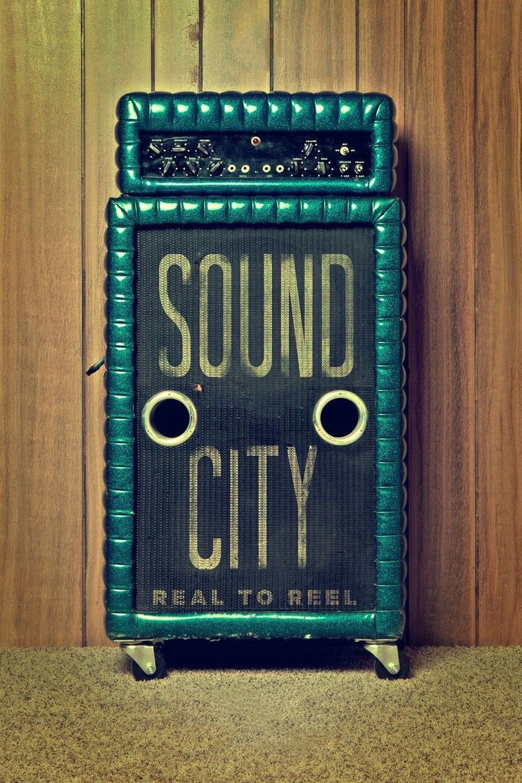 Sound City (film) movie poster
