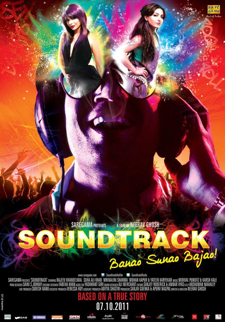 Soundtrack (film) movie poster