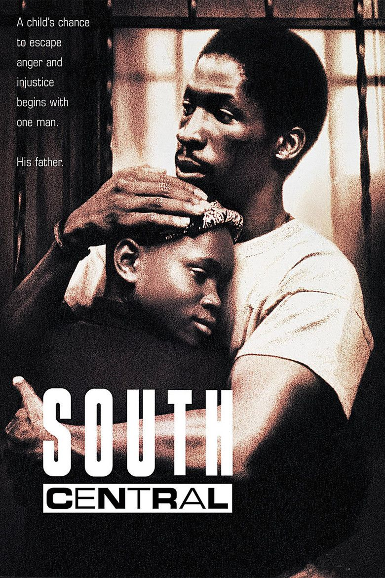 South Central (film) movie poster