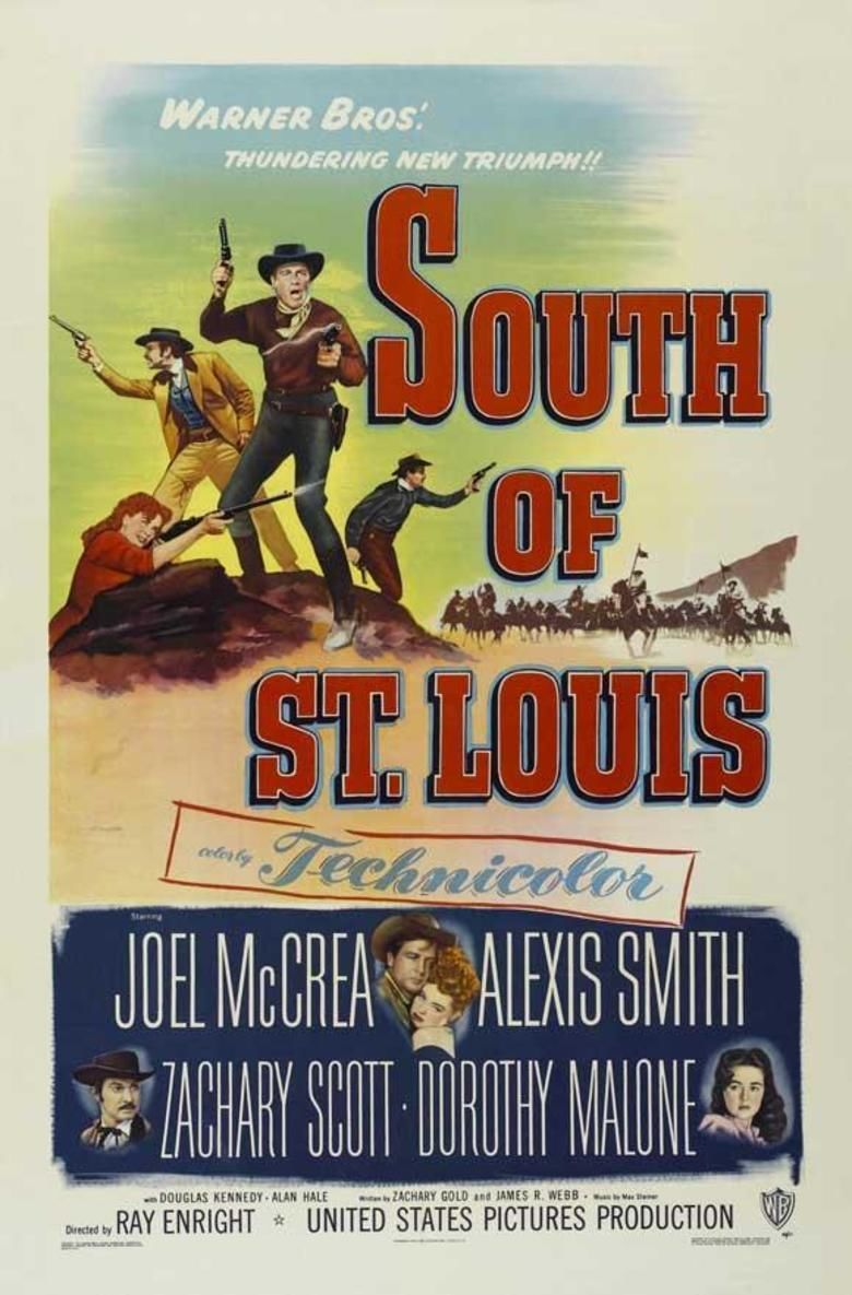 South of St Louis movie poster
