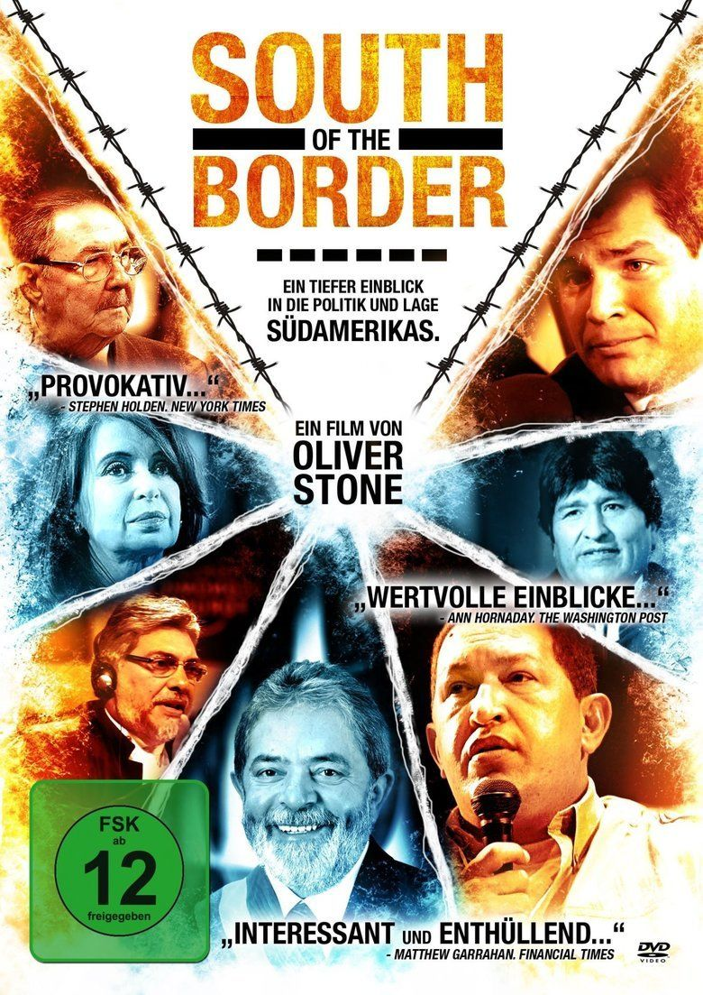 South of the Border (2009 film) movie poster