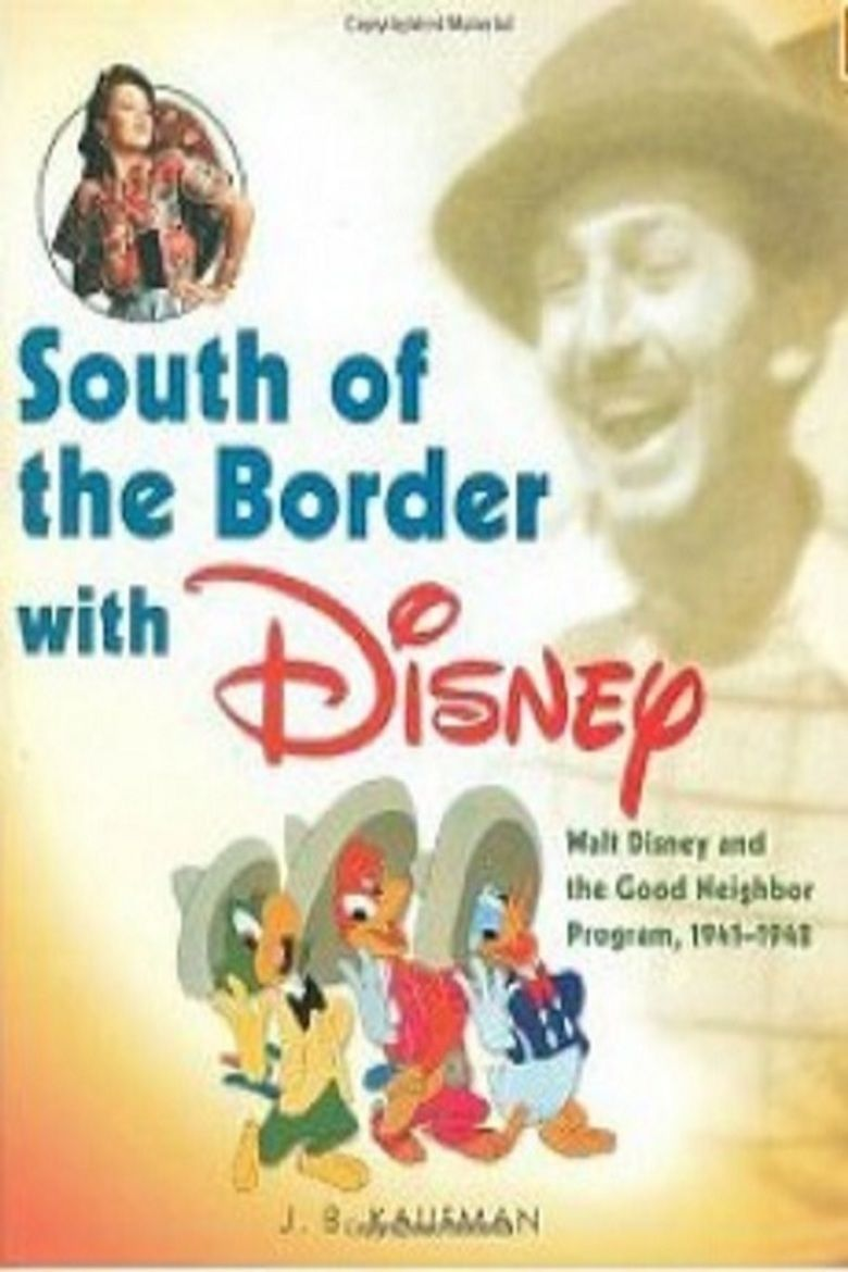South of the Border with Disney movie poster
