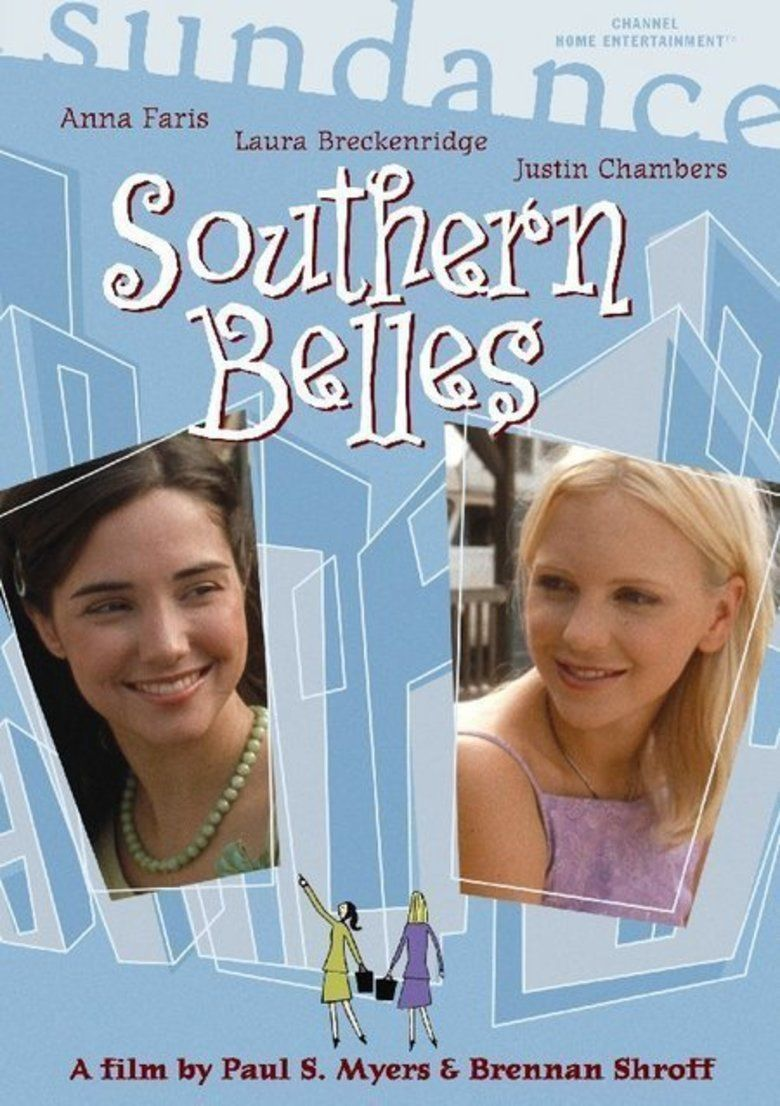 Southern Belles movie poster
